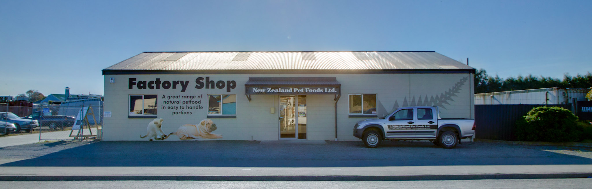 NZ Petfoods